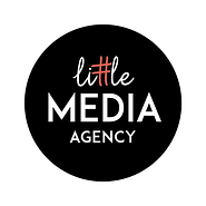 little media agency logo