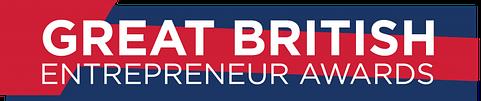 Logo of the Great British Entrepreneur Awards